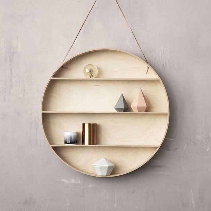Zo! Ophangen, favoriete spulletjes erin en niets meer aan doen.  #wonenmetlef #fermliving Enne, de DORM van Ferm is voorradig.