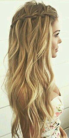 Style Wavy Hair Awesome The 25 Best Wavy Hairstyles Ideas On Pinterest  Medium Wavy Hair .
