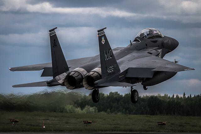 Singapore Air Force, F-15SG 428