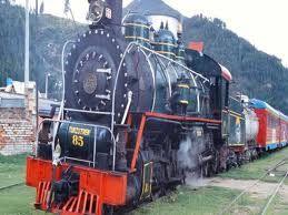 tren turistico de santa fe de bogota