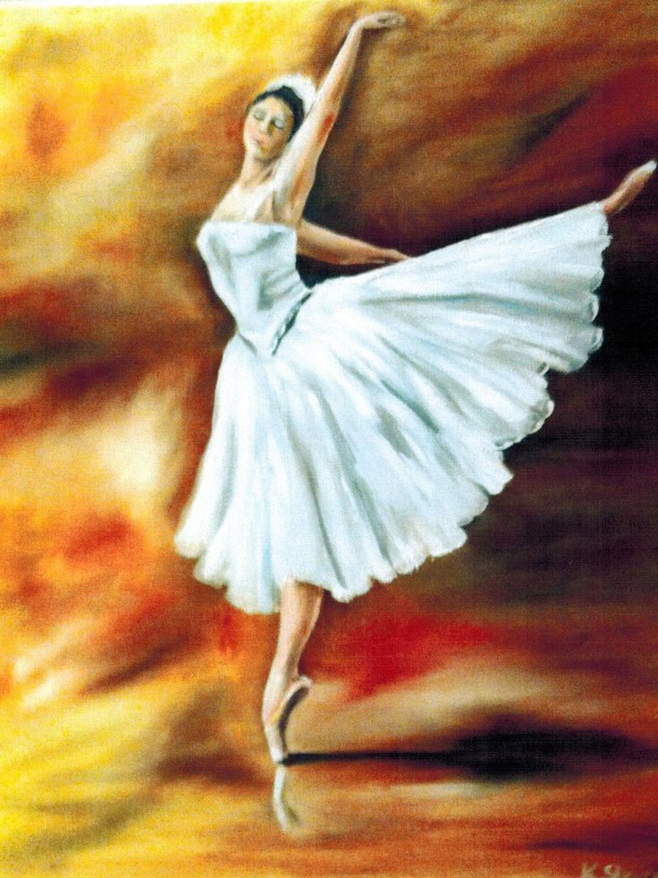 Karen Stevens,  oil painting