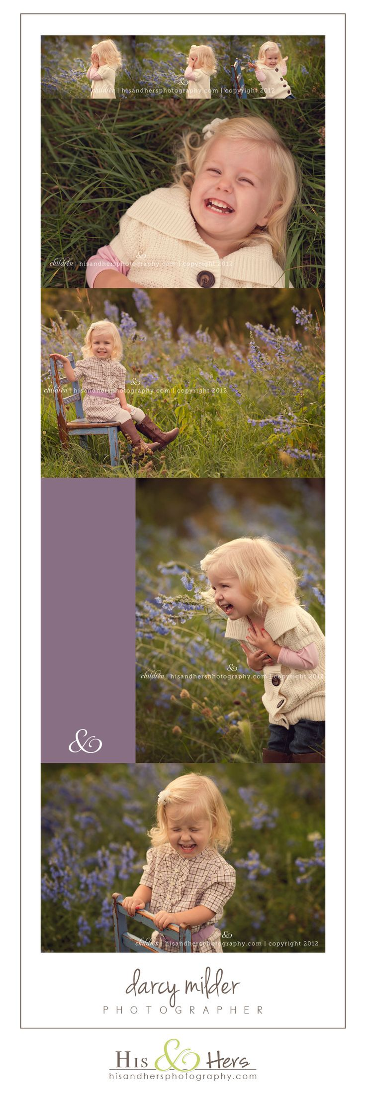 2-year-old portraits | Child Photographer, Darcy Milder | His & Hers