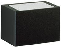 Buitenlamp Albert zwart vierkant 666167