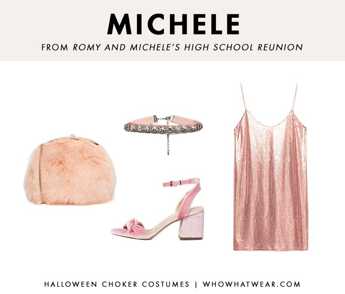 How to dress like Michele from Romy and Michele's High School Reunion