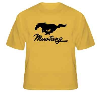 Keith Urban April 10 Idol Yellow Mustang T Shirt | eBay:  T-Shirt, Yellow Mustang
