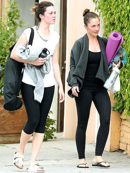 How to Get Over Your Divorce, as Told by Mandy Moore & Minka Kelly   FEED YOUR BODY & SOUL   A heavy-duty yoga session is good for you, as Mandy Moore and her friend Minka Kelly showed following a recent sweat sesh in L.A. The two have been tight for a while, so when news of Moore's divorce from husband of six years Ryan Adams broke in January, Kelly was right by her side – and has been ever since, keeping her pal's mind off her man with a bunch of fun activities, like …