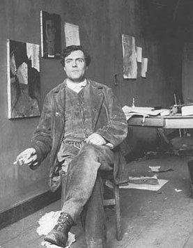 Shine and poverty: Amadeo Modigliani | whisperer