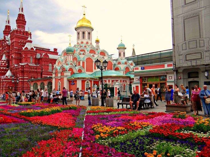 Moscow Red Square by Péter Antal Vincze | GuruShots