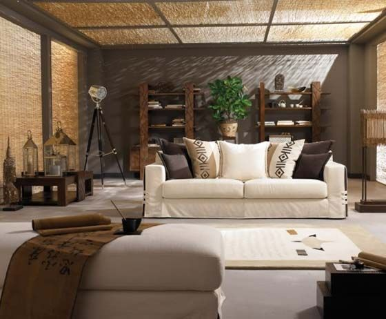 Indian Style Sitting Room Great As An Entrance Room To An