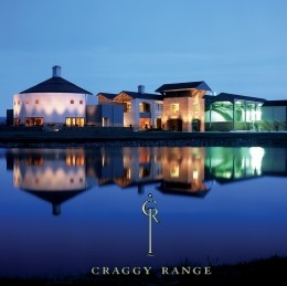 Craggy Range Winery in New Zealand.  Some of the best wine & food I've ever had!