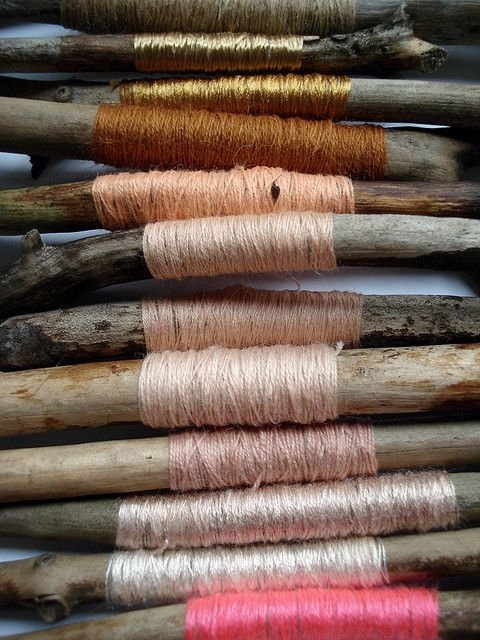 Mystical Magick :: Great For Spells To Wrap Up Your (Good) Intentions - My Colours by kirstievn, via Flickr