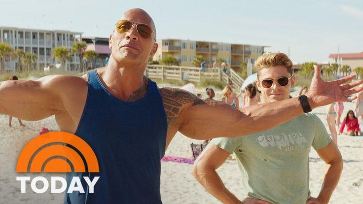 Baywatch com The Rock e Zac Efron ganha primeiro trailer completo, Kelly Rohrbach vai assumir o papel de C.J. Parker, que foi de Pamela Anderson. Peter To