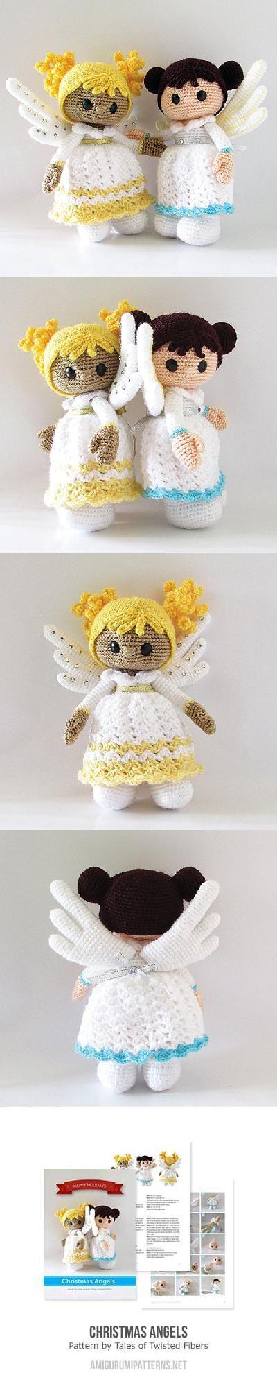 141 best angel images on Pinterest   Amigurumi doll, Crochet toys ...