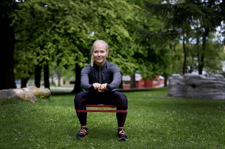Har du planer om en lang og skadefri løpesesong, bør du ta deg tid til disse styrkeøvelsene.