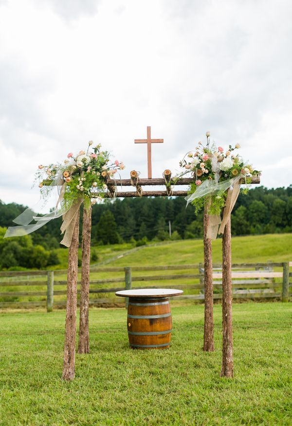 1000+ ideas about Rustic Arbor on Pinterest   Wedding Arbors, Wooden Arch and Outdoor Weddings
