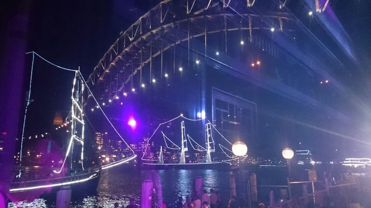 New Years Eve, Sydney Harbour