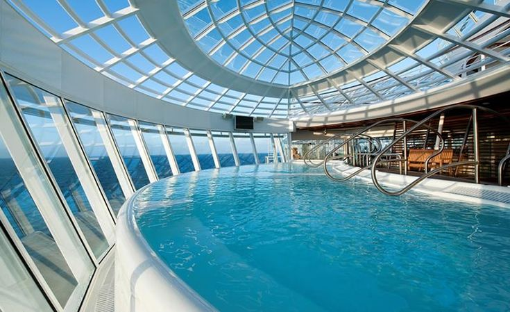 Will the Biggest Cruise Ship Ever Built Change Cruising Forever? (45 Pictures)  Hot Tub With A View