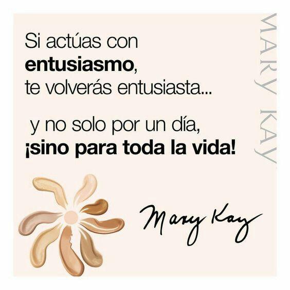 ¡Feliz y bendecido domingo! www.marykay.com/siria.baez