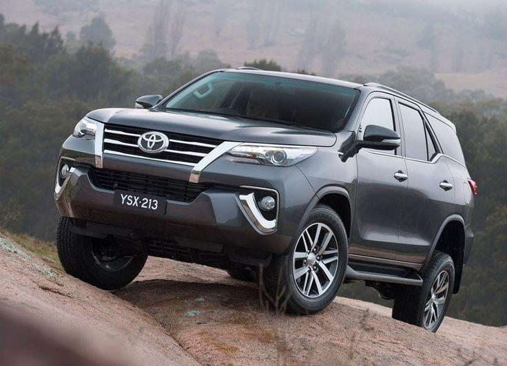 Toyota Fortuner 2016-2017