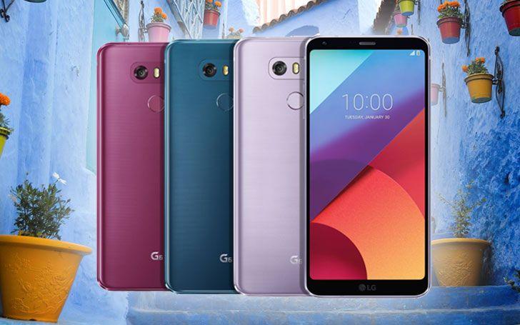 Lg G6 Lg Q6 Get Color Blue Morocco And Lavender Violet Lg Phone Phone Phone Holster
