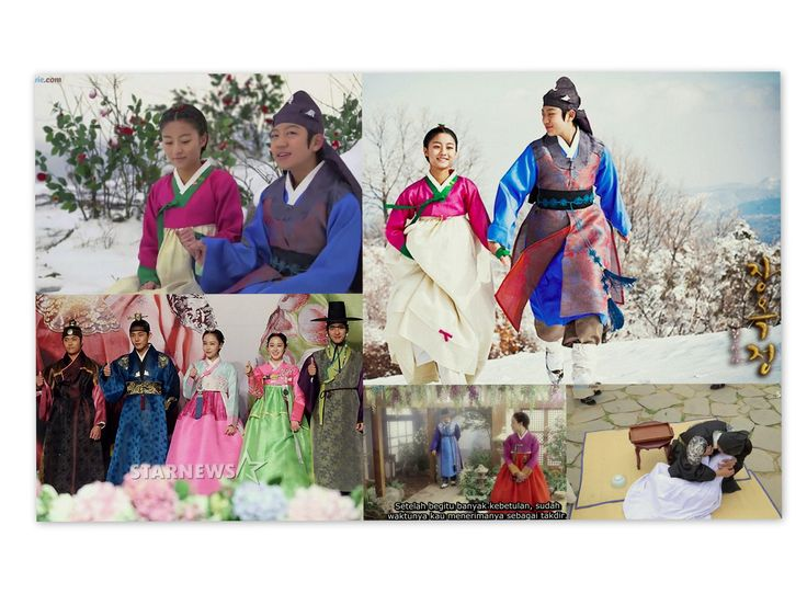 Jang Ok Jung - Living In Love (Jang Hui-Bin is one of the famous royal concubine of the Joseon Dynasty)