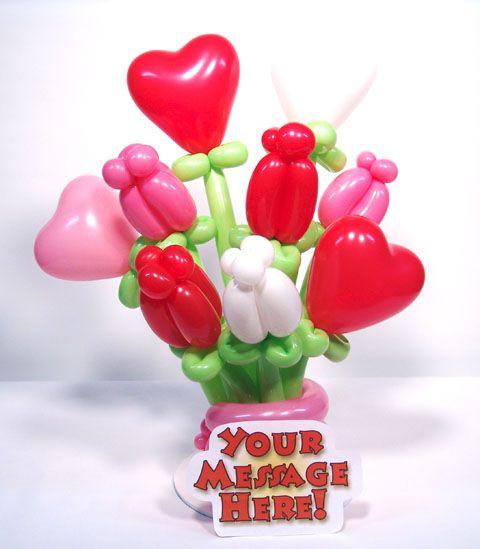 Valentine Balloon Art: Balloon Art, Balloon Decor, Balloon Centerpieces, Balloon Arches, Valentines Balloons, Balloon Bouquets S, Balloon Abundance, Valentine'S Balloon, Valentine'S S Balloons