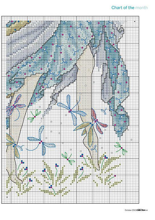 Dragonfly Fairy - 7/8 PUNTADITAS (pág. 33) | Aprender manualidades es facilisimo.com