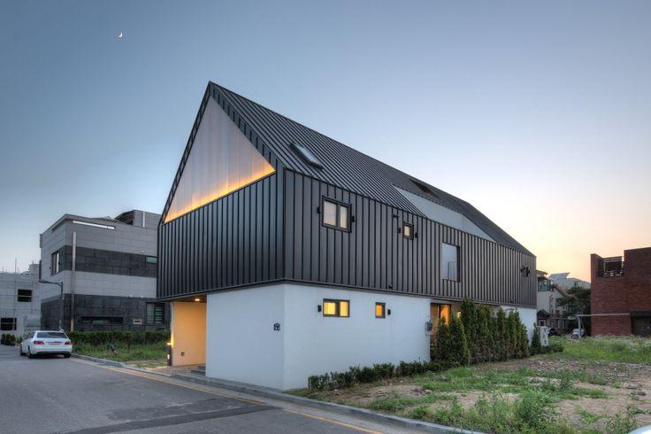 Pangyo house / mlnp architects (Myongho lee + Sungbeom lee)