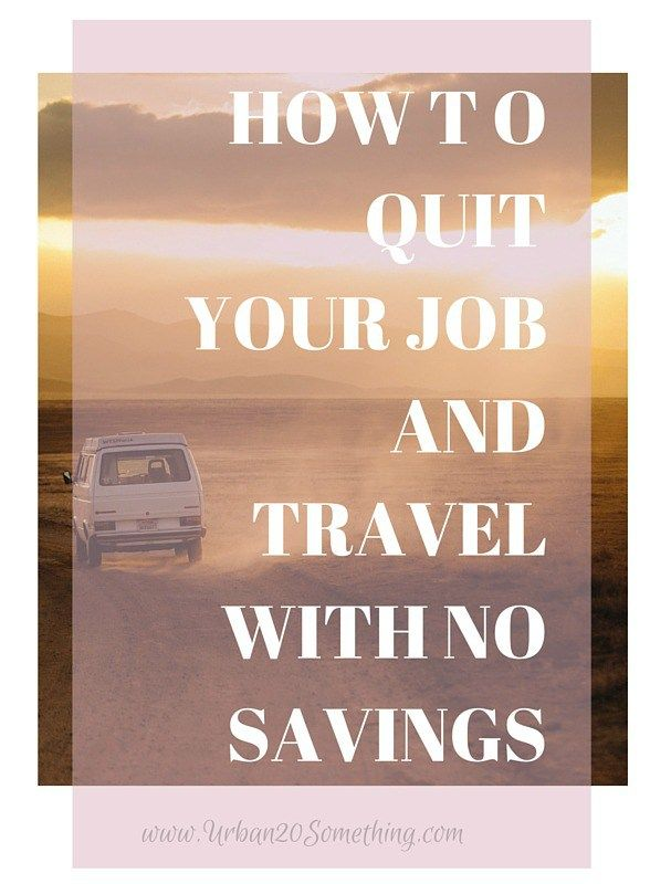 Do you continually read about quitting your