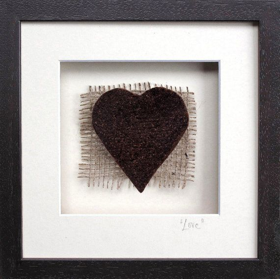 Bog Heart  Large by BogBuddies on Etsy