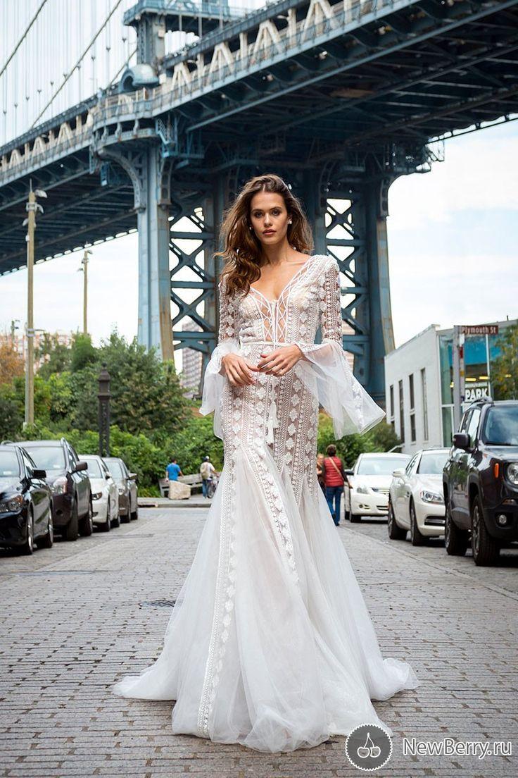 Свадебные платья Solo Merav 2018 – #Merav #Solo #платья #С…