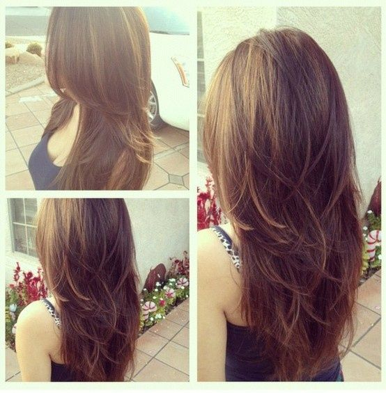 | Long Layers | Hairstyles
