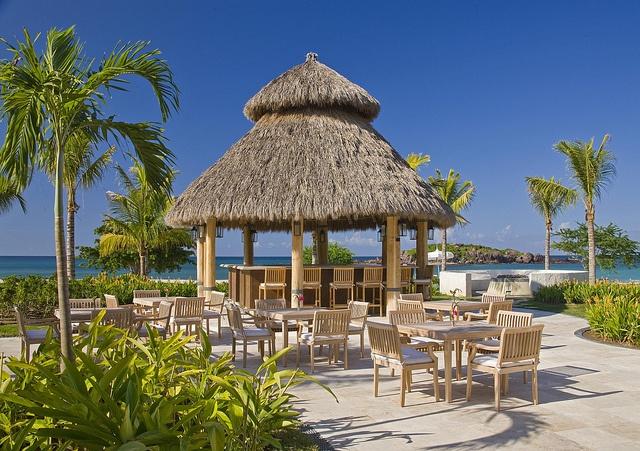 The St. Regis Punta Mita Resort—Las Marietas Bar | Flickr - Photo Sharing!