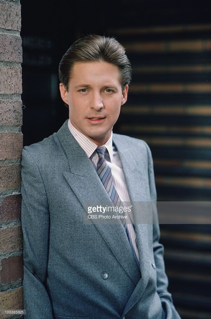 Scarecrow and Mrs. King - Bruce Boxleitner as Lee Stetson. Image dated 1984.