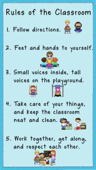 Classroom Rules Ideas ~ Best images about classroom rules expectations on pinterest