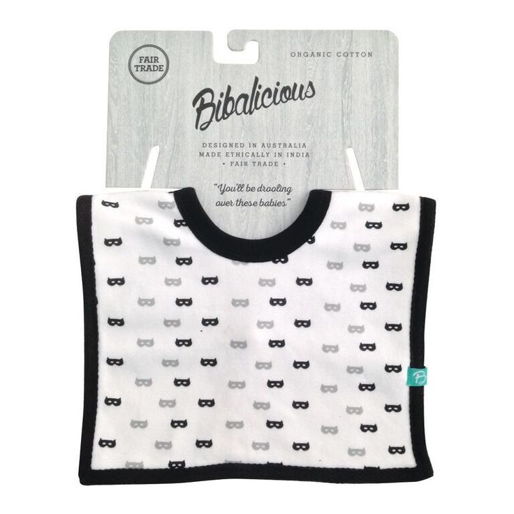 http://www.ruggabub.com.au/baby-shower-gifts/square-bibs/ Finally, a super cool range of bibs that will take your baby from the nursery to the street in style and comfort.
