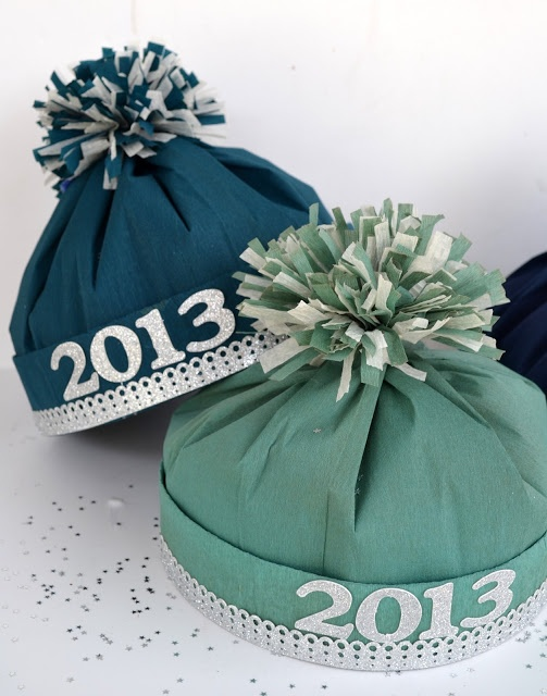 easy crafts ideas new year s craft 1930s style crepe paper hat 1930