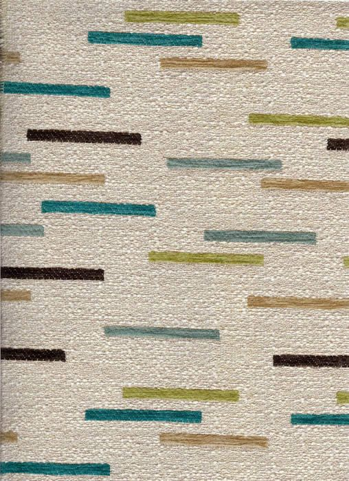 The Whole 9 Yards | Mid-Century Modern Upholstery Fabric - Stix.  ***This pattern has unfortunately been discontinued by the manufacturer, but you can see our current selection of mid-century fabrics here: http://w9yards.com/product-category/fabric/?filter_fabric-style=177