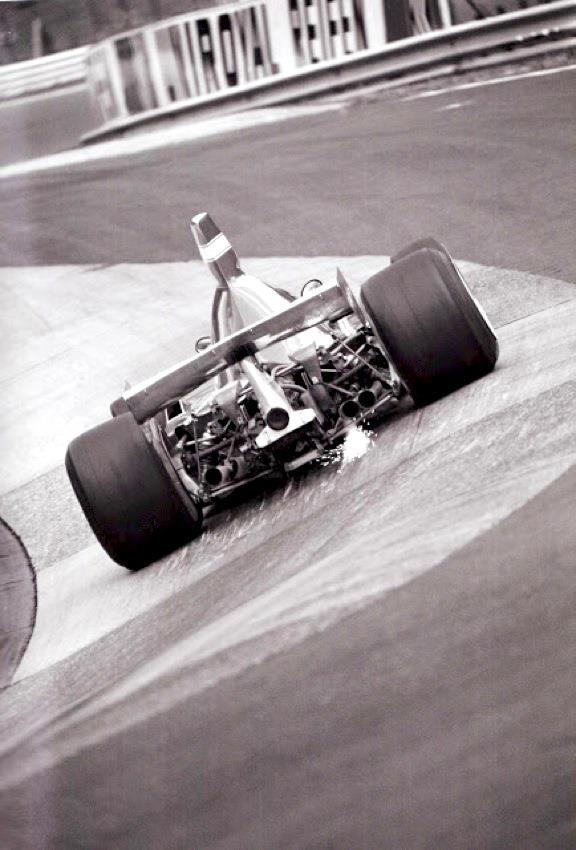 1975 - Clay Regazzoni - Ferrari 312T - Karrusell, Nurburgring