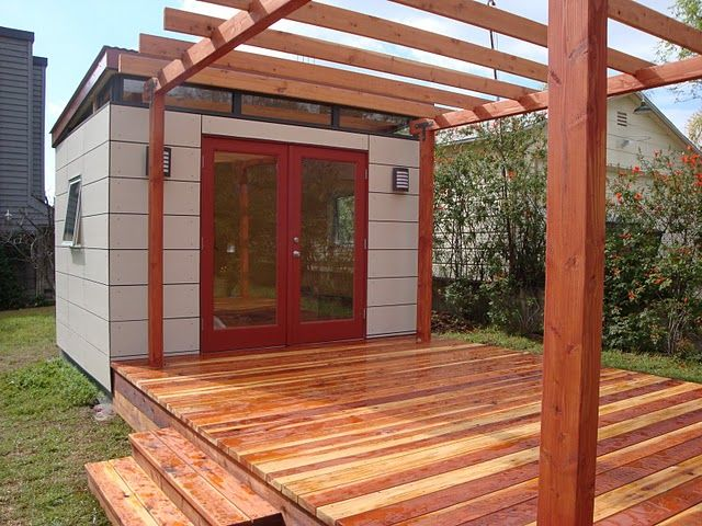 39 best Modern Shed images on Pinterest Modern shed Garden