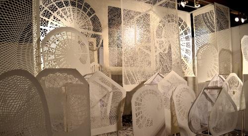 Sea of Love'  Installation art by Tahiti Pehrson. Tumblr