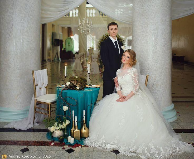 Шикарная свадьба Евгения и Елены.