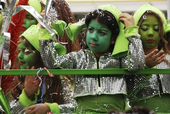 Il #Carnevale di Limassol, a #Cipro. Foto © Laura Picinelli