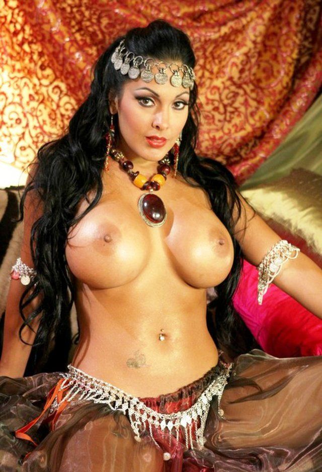 from Frankie nude arabian princess images