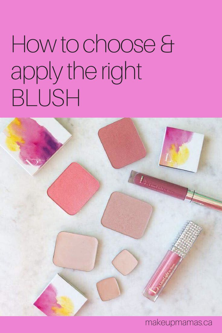 How to choose the correct colour blush, apply it and when to break the rules in our latest LimeLight Beauty Blog post!