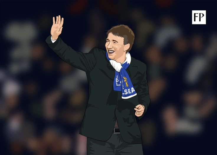 Dan Petrescu's managerial limbo – The story of a dream bitterly postponed #Classics #Kaleidoscope #Chelsea #ChelseaFC #danpetrescu