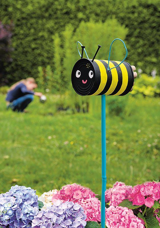 Hundert Prozent Kreativ   Insektenhotel