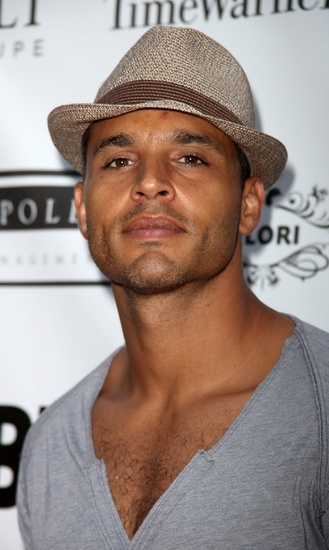Daniel Sanjata......  yum....  his lips ....hello!