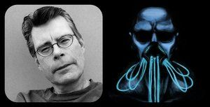 EPIC RAP BATTLE STEPHEN KING VS MRCREEPYPASTA by SmellMehFeet on deviantART__I'm partial to Stephen King, don't know the pasta guy I saw a few things didn't like him