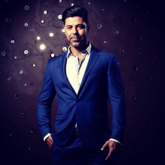 Cobalt Blue Custom-fitted Suit